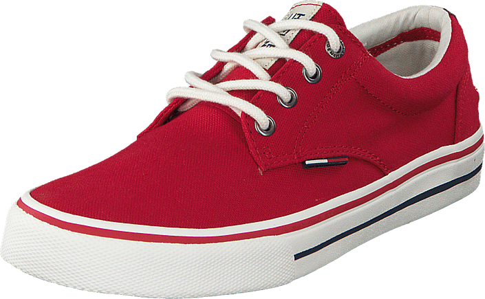 a7f15cd62 Buy Tommy Hilfiger Vic 1D - 1 611 Red red Shoes Online