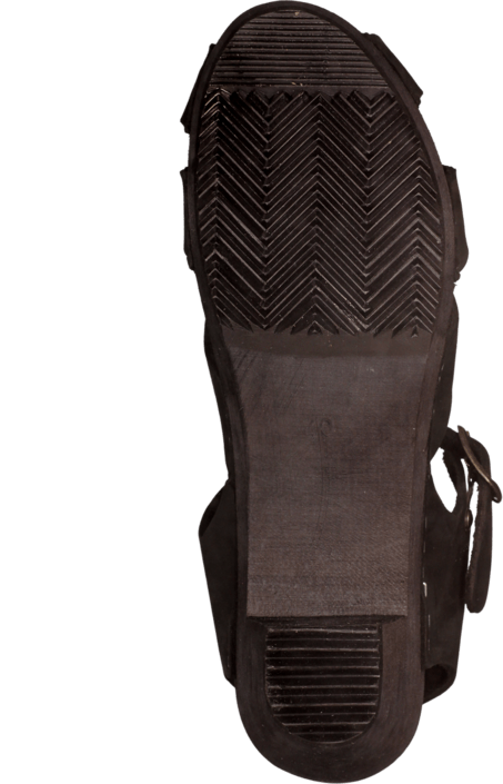 Buy Mohedatoffeln Sandy Black Black sole Black Shoes Online ... dd6562721d