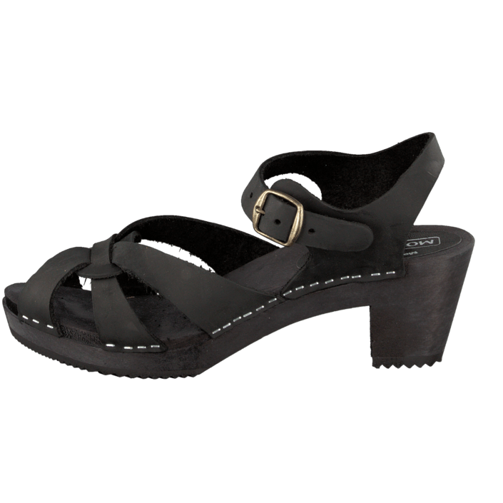Buy Mohedatoffeln Sandy Black Black sole Black Shoes Online   FOOTWAY.co.uk d33bed4542