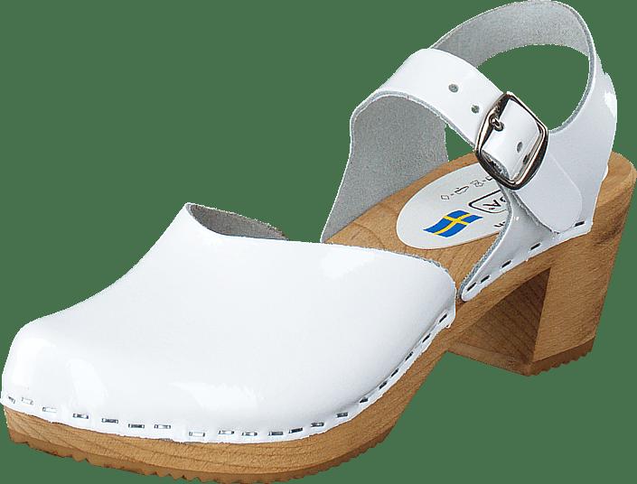 Mohedatoffeln - Dolly White Patent