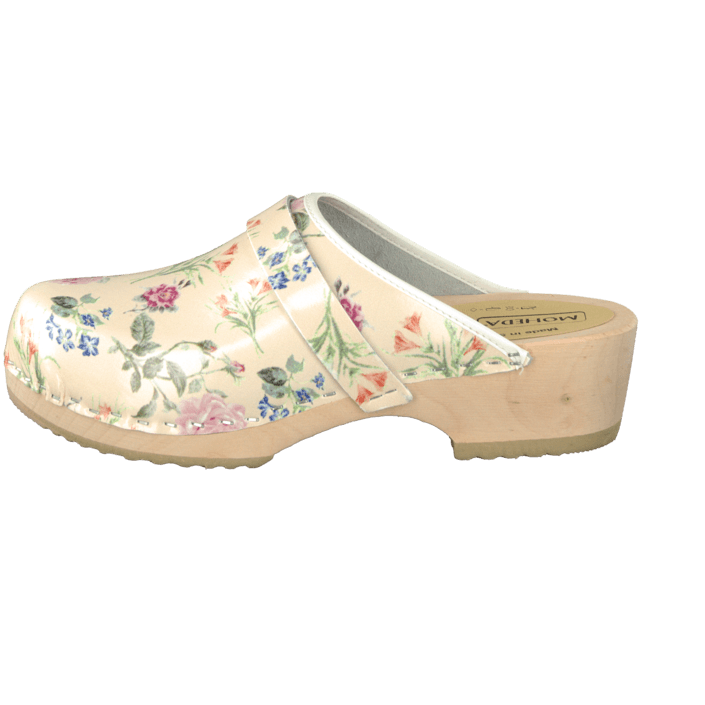 Sko Tøfler Malin Sandaler 50502 Beige Og Mohedatoffeln 00 Online Flower Køb wZqU8In