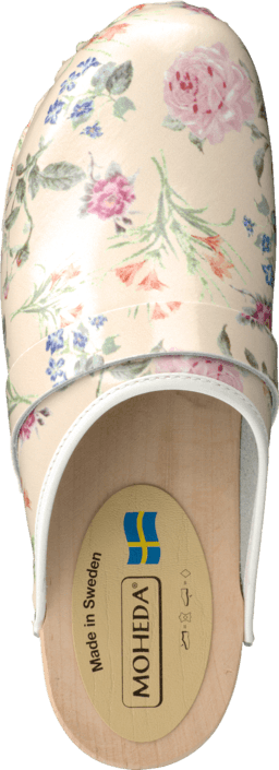 Kjøp Mohedatoffeln Malin Flower Sko Online