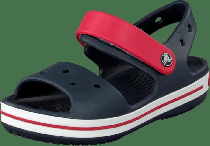 21d9b5465bd5 Buy Crocs Crocband Sandal Kids Navy blue Shoes Online