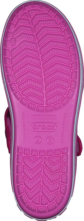 7943252165e3 Buy Crocs Crocband Sandal Kids Candy Pink Party Pink pink Shoes ...