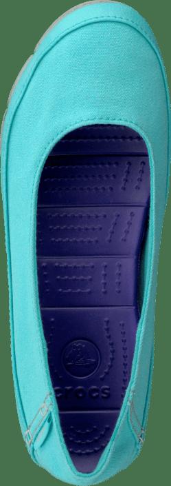 Crocs - Stretch Sole Flat W Pool