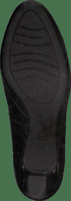 Kjøp Unisa Numar Black Sko Online