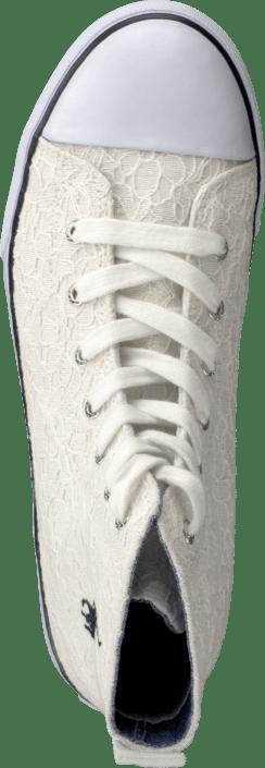 Ralph Lauren Junior - Harbour Mid White Lace
