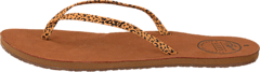 Leather Uptown Luxe Leopard