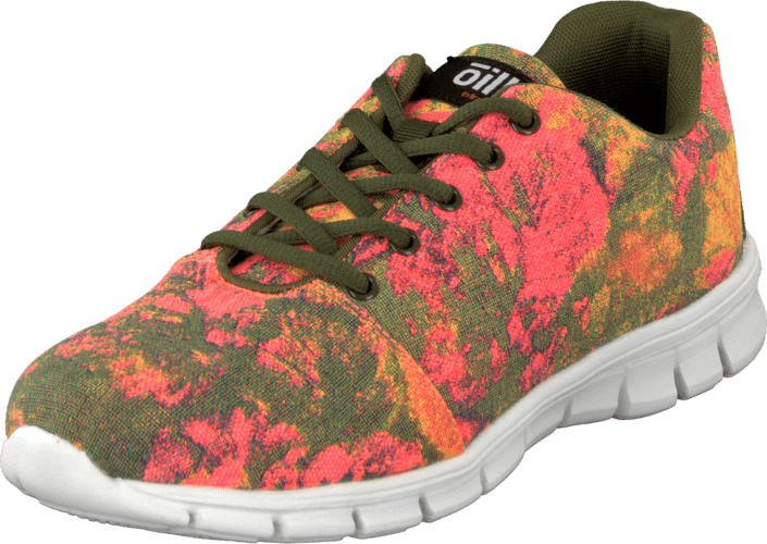 Oill - Acid Women Coral