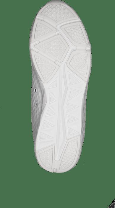Melik Slender Shoe Girl White