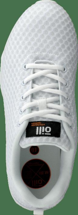 Oill - Melik Slender Shoe Girl White