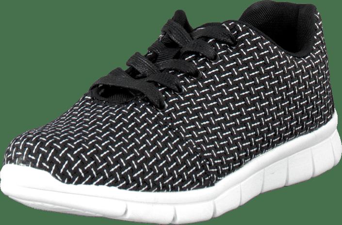 Oill - Plait Signature Shoe Black