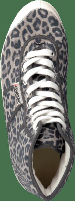 Leopard boot Leopard grey