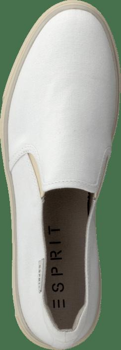 257b73e7 Kjøp Esprit Yendis White hvite Sko Online | FOOTWAY.no