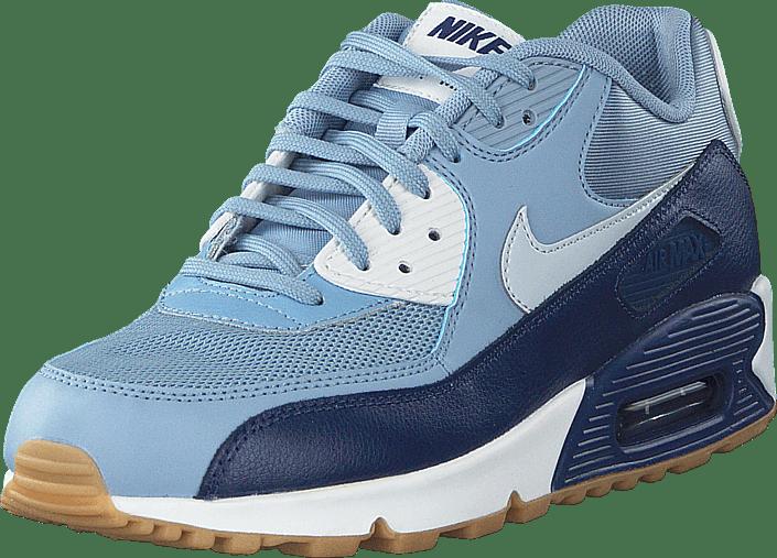 sneakers for cheap 1ebb1 c87d8 ... new arrivals nike wmns air max 90 essential blue grey pure platinum  19e22 25e43