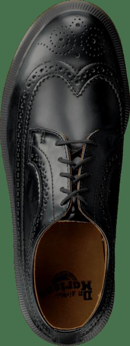 Femme Chaussures Acheter Dr Martens Wingtip 3989 Noir Chaussures Online