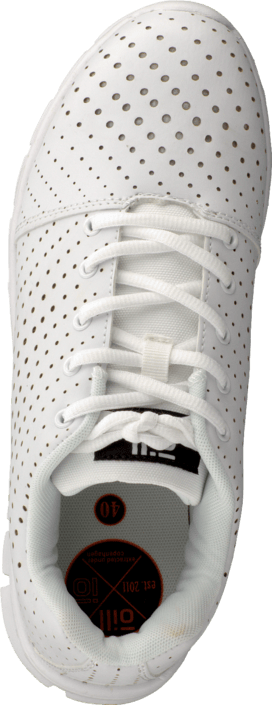 Oill - Bern Signature Shoe Girl White