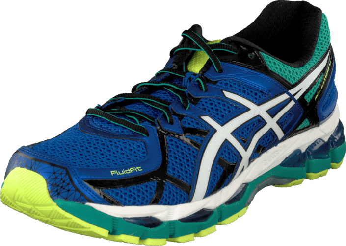 newest f298e 38acb Asics - Gel Kayano 21 Blue