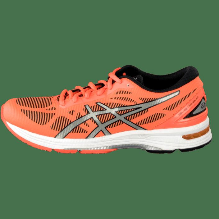 size 40 49dc8 5604f Asics Gel Ds Trainer 20 Flash Orange/Silver/Black