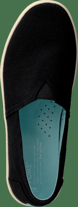 Toms - Avalon Sneaker M Black