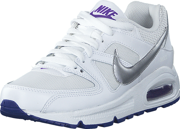 Nike Air Max Command W shoes white grey blue