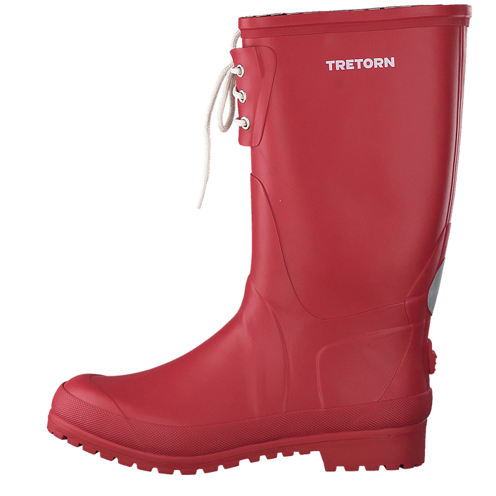 Kjøp Tretorn Lilly Red sko Online | FOOTWAY.no