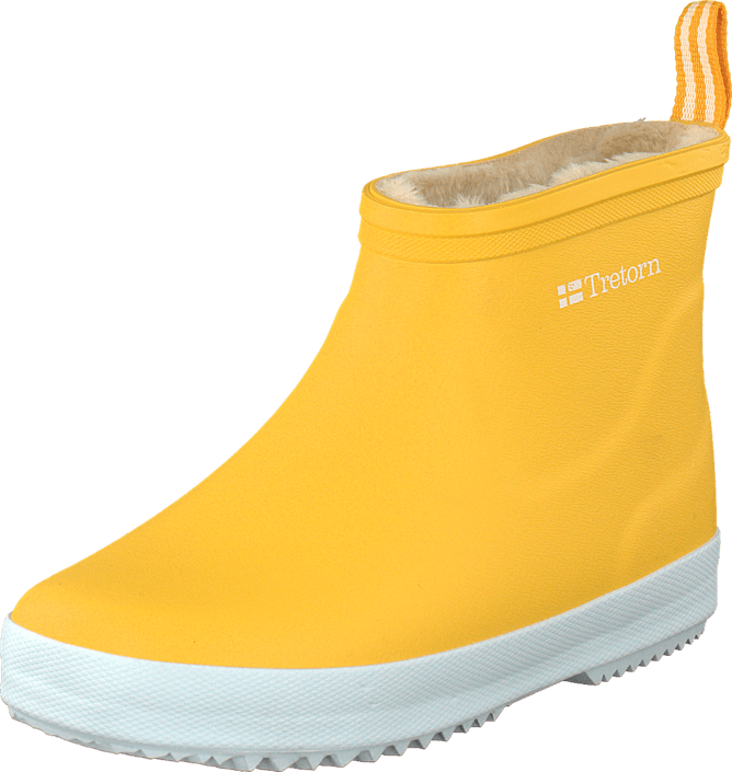 Tretorn - Wings Winter Low Yellow