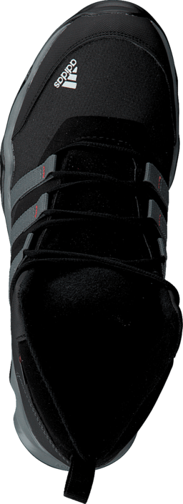 adidas Sport Performance - Cw Ax2 Beta Mid K Core Black/Vista Grey/Scarlet