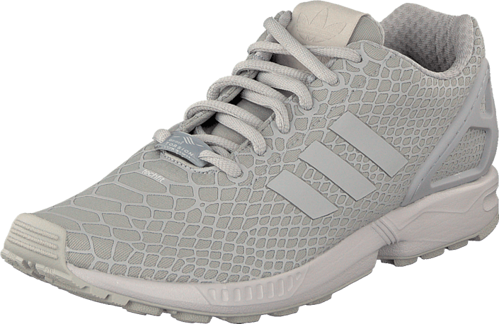 dfdb0791b Buy adidas Originals Zx Flux Techfit Clear grey Shoes Online ...