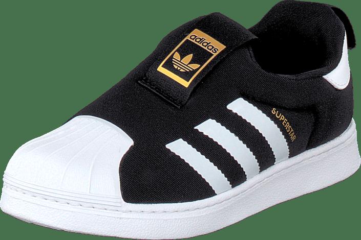 Superstar 360 I Core Black/White/White