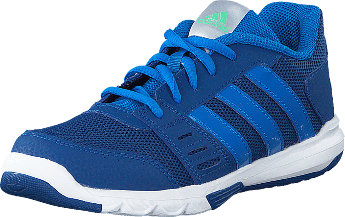 adidas Sport Performance - Essential Star 2 K Eqt Blue/Shock Blue/Green Glow