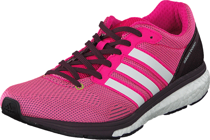 adidas Sport Performance - Adizero Boston Boost 5 Tsf W Mineral Red/Pink/Bold Onix
