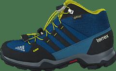 fb455b29769 adidas Sport Performance - Terrex Mid Gtx K Tech Steel/Black/Unity Lime