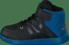 adidas Sport Performance - Jan Bs 2 Mid I Core Black Dark Grey Blue 08f60a091d