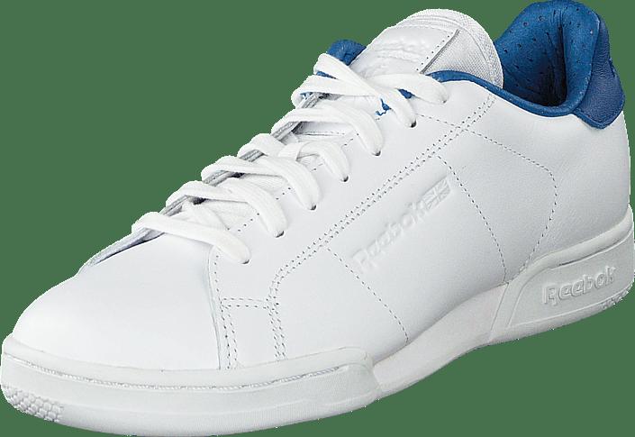 Reebok Classic - Npc II El White/Handy Blue