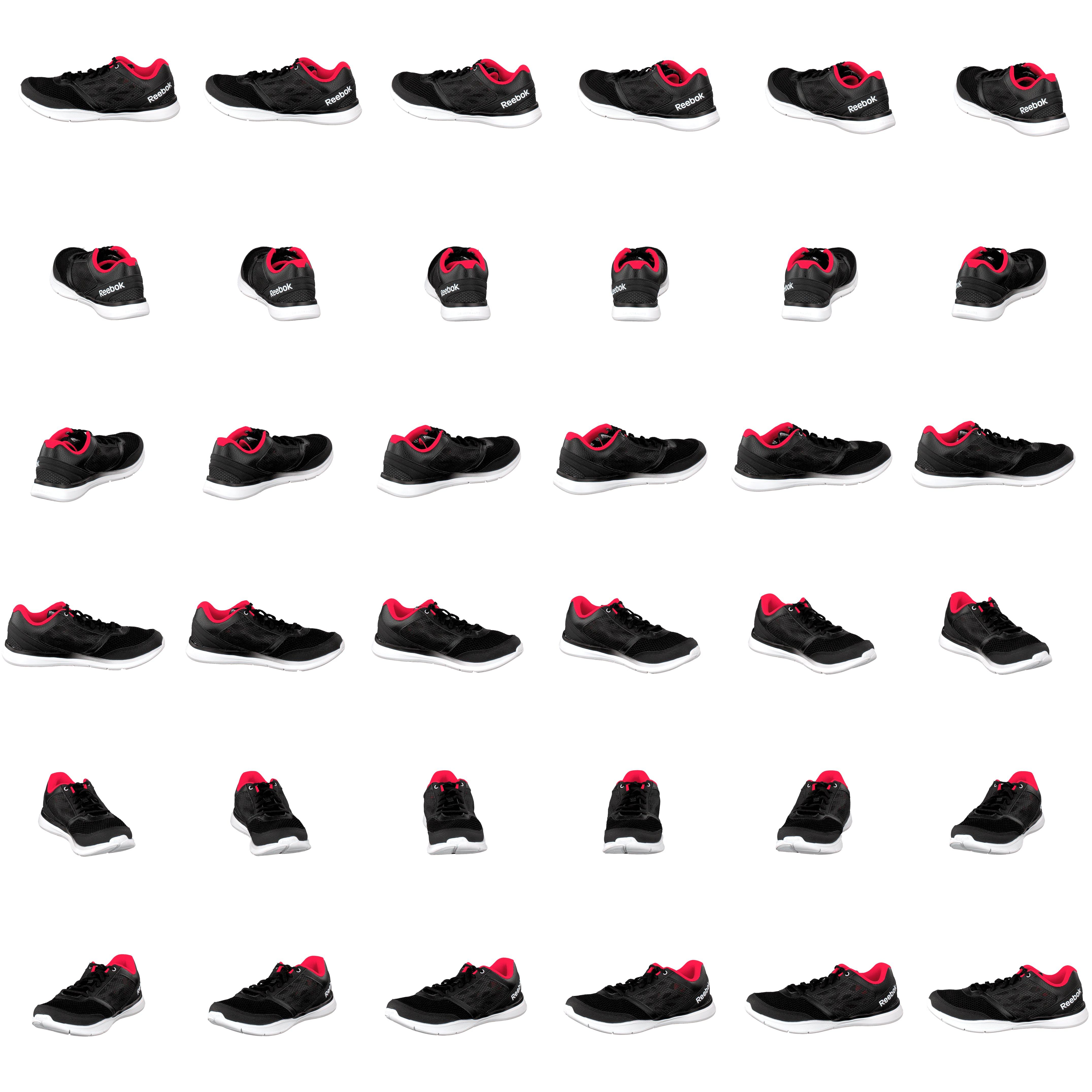Acheter Reebok Cardio Workout Low Rs BlackGreyNeon Cherry