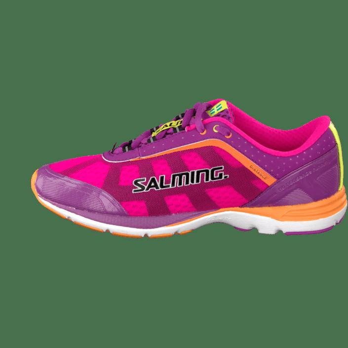 Salming Race Women BlackKnockout Pink rosane Schuhe Kaufen