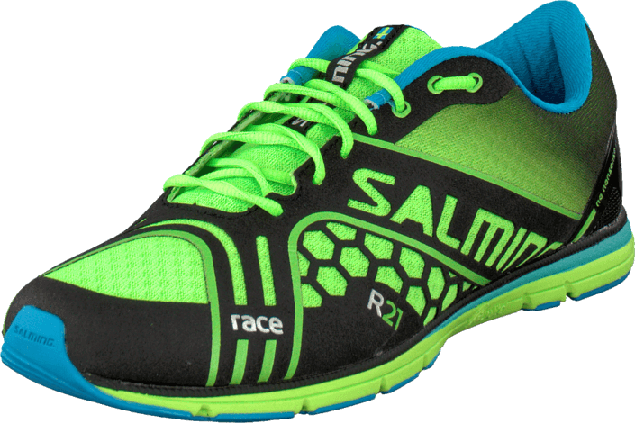 15bccce2b94 Köp Salming Race Men Gecko Green gröna Skor Online | FOOTWAY.se