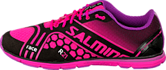 Race Women Black/Knockout Pink