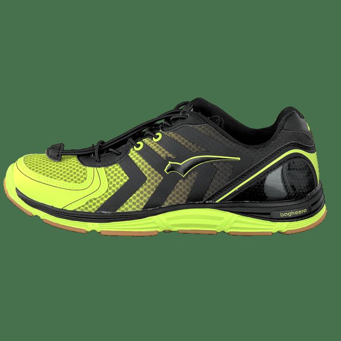 Buy Bagheera Magic Black Lime green Shoes Online  9a6756da0f16f