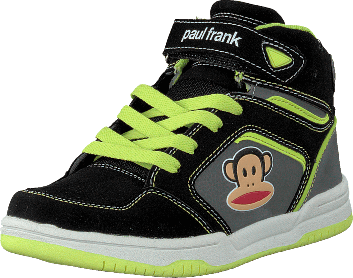 Kjøp Paul Frank 50 Black sko Online | FOOTWAY.no
