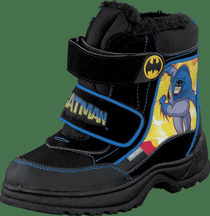Köp Batman 424280 Black Skor Online | FOOTWAY.se