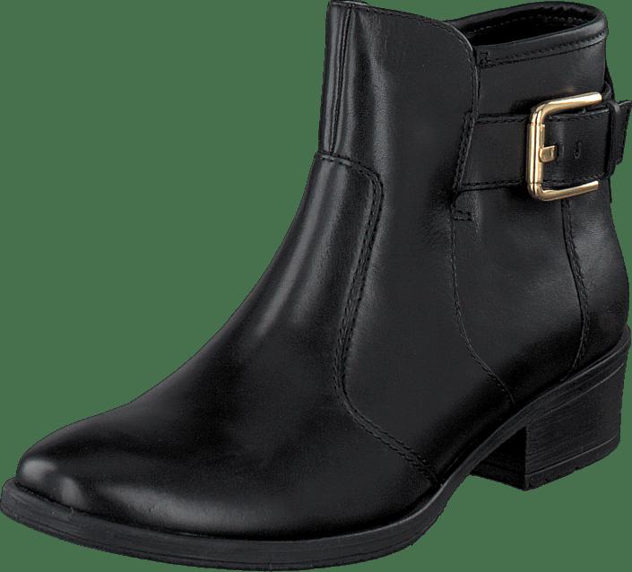 Esprit Maya Bootie svart gråa Skor Online