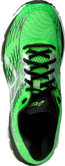 Asics - Gel Nimbus 17 Green/White/Black