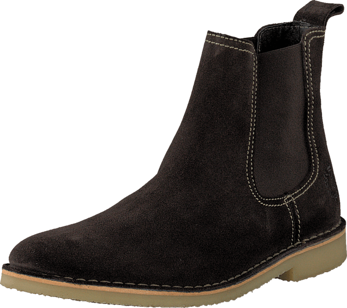 Aldford Chelsea Boot Dark Brown