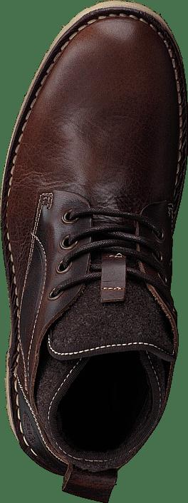 Newbold Boot Prime Dark Brown