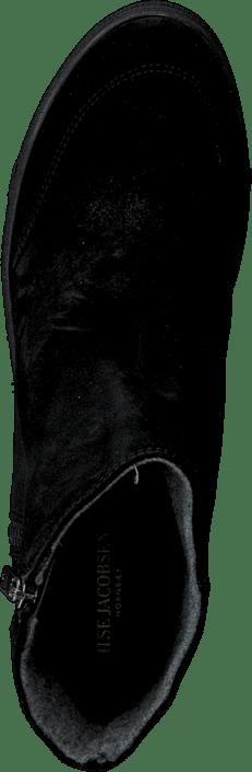 Ilse Jacobsen - Platform Ancle Boots Black