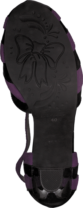 Lola Ramona - Angie P 412204 Purple/Black