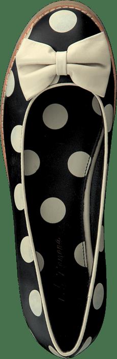 Osta Lola Ramona Cecilia 412801 Black Cream dots beiget Kengät ... 4faa3577dd
