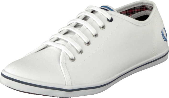 Fred Perry - Phoenix Canvas wht/school blue